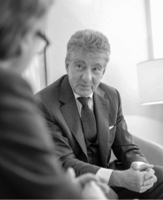 Carl Friedrich Gethmann im Gespräch mit Carsten Seim