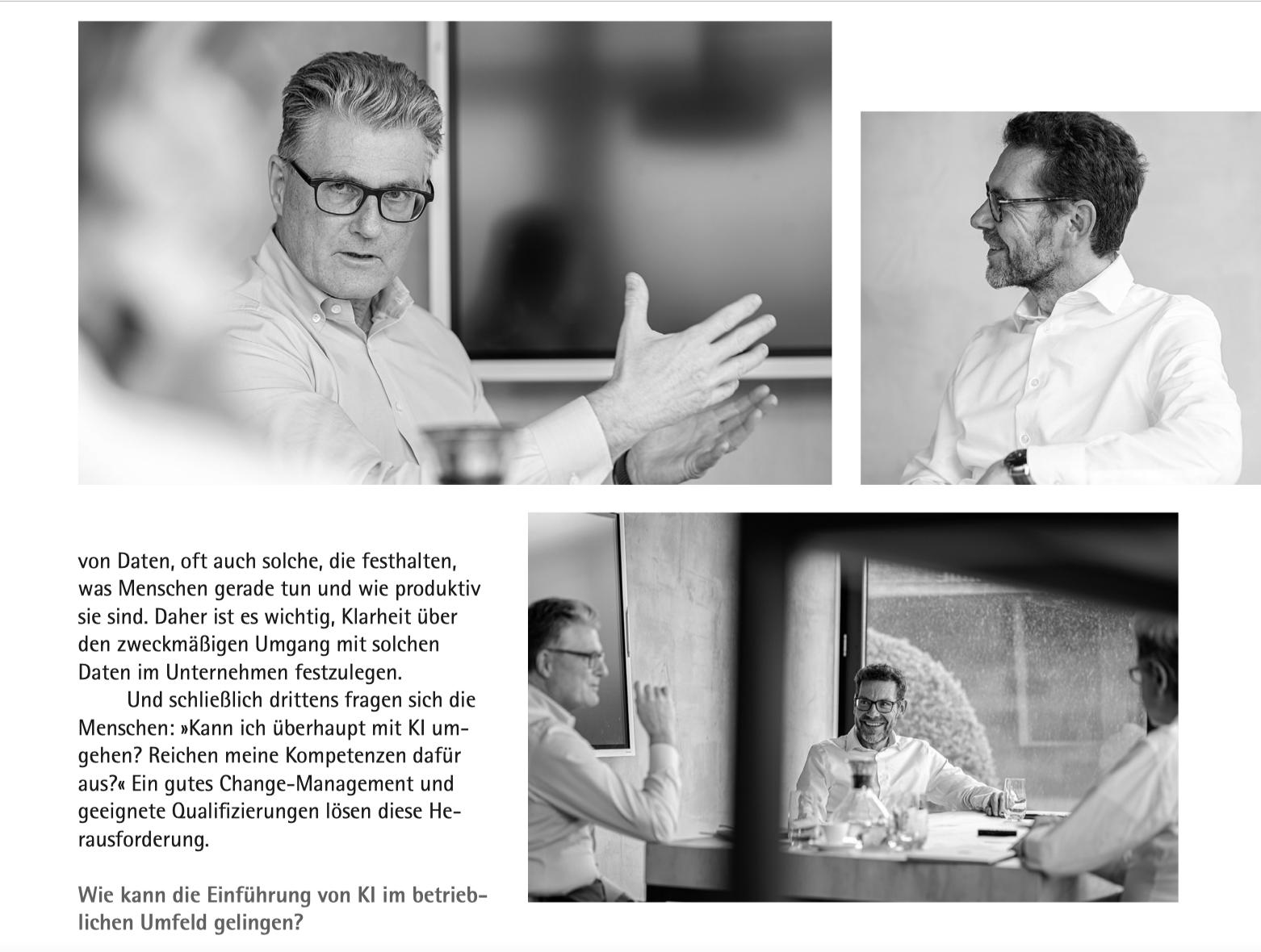 Carsten Seim: Interview mit Professor Meyer-Falcke